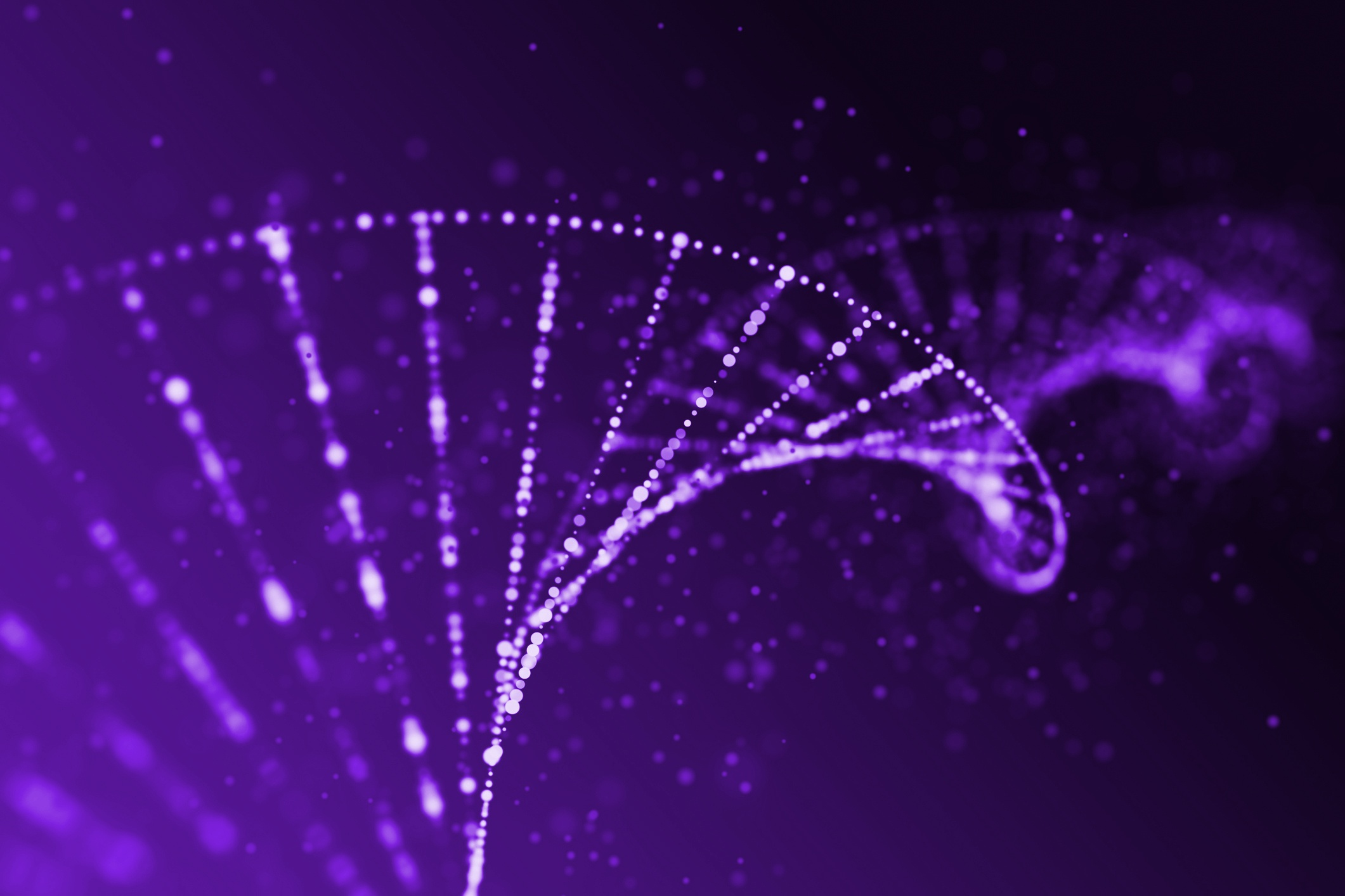 DNA purple